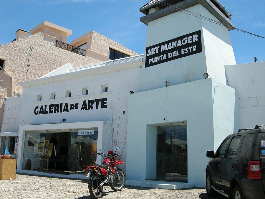 Muestra en Punta del Este 2009
