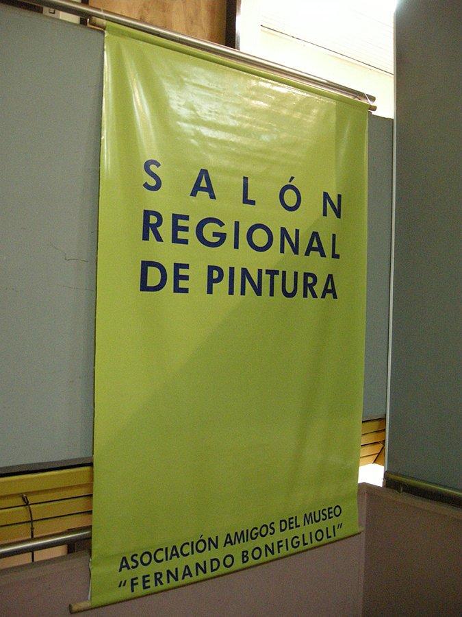 Salón Regional de Pintura. Seleccionada