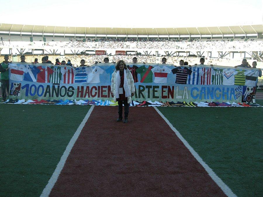 Obra para la Liga Cordobesa de Córdoba